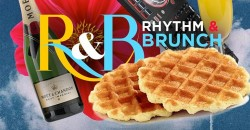 Rhythm & Brunch Dallas mothers day weekend