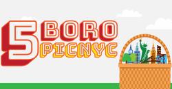5 Boro PicNYC 2021