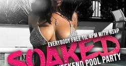 Atlanta : Soaked memorial weekend pool party