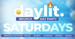 DAY LIT Saturdays Atlanta