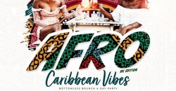 Afro Caribbean Vibes - Bottomless Brunch | Day Party - Memorial Day weekend Nyc