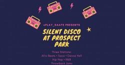 Silent Disco In Prospect Park Brooklyn NY