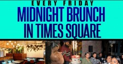 CARIBBEAN BRUNCH FRIDAYS - SOHO PARK TIMES SQUARE NYC