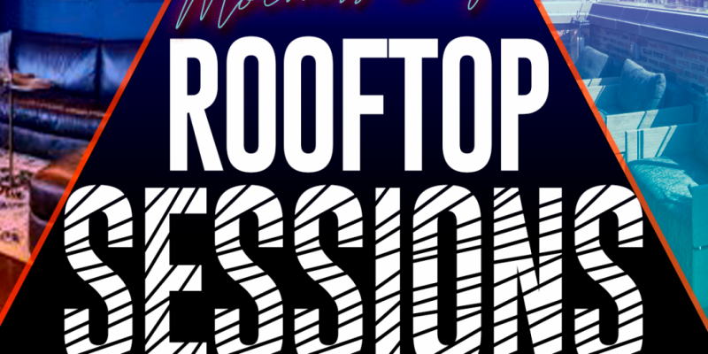 Rooftop Sessions Sundays @ A.R.T ARLO Soho Hotel Rooftop(copy)