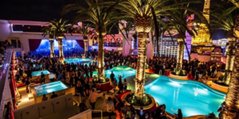 French montana At Drais Nightclub Las Vegas