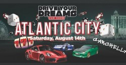 Atlantic City DJ Envy's Drive Your Dreams Car Show Aka carchella NY / NJ