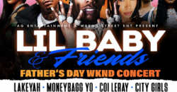 Fathers day Weekend : Lil Baby | City girls | Moneybagg yo | Coi leray Mississippi