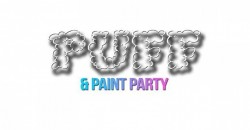 Puff & Paint Party NYC  Memorial Day Weekend