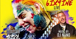 Tekashi 6ix9ine Live At Mad Club Memorial Day Weekend 2021