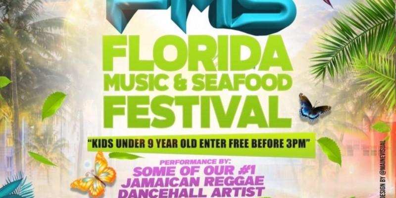MUSIC & SEAFOOD FESTIVAL South Florida
