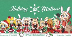 Holiday Matsuri - Orlando