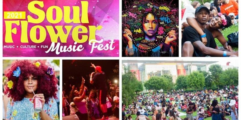 2021 Soul Flower Music Fest - Houston