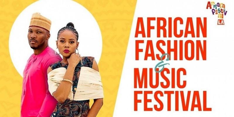 AFRICAN FASHION & MUSIC FESTIVAL Labor Day Weekend LA