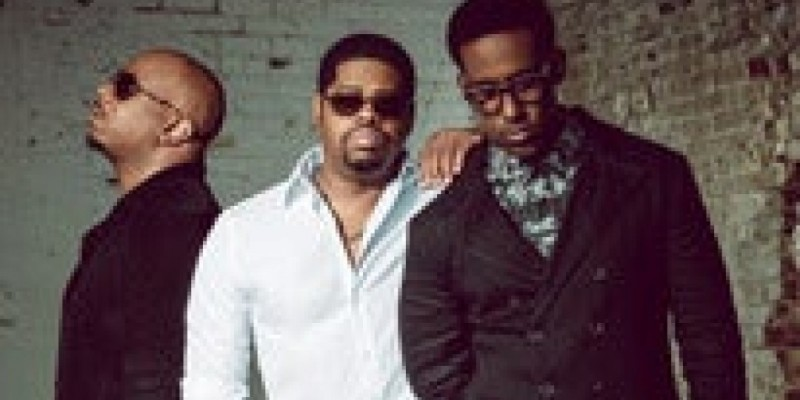 Boyz II Men Live in Concet - New Jersey