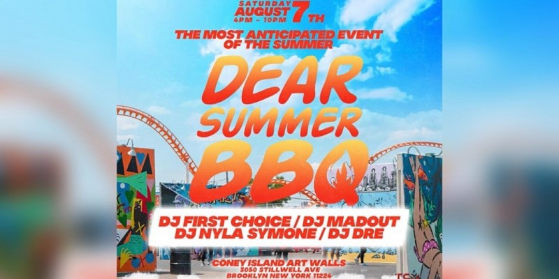 Dear Summer BBQ Brooklyn NY