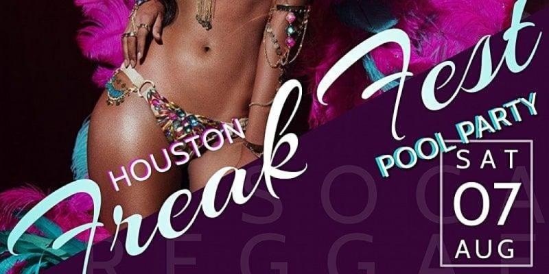 Freak Fest - Houston