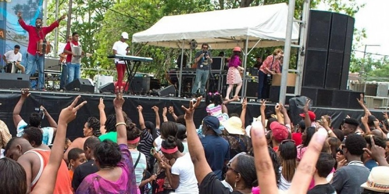 Houston Zydeco Fest - Labor Day Weekend