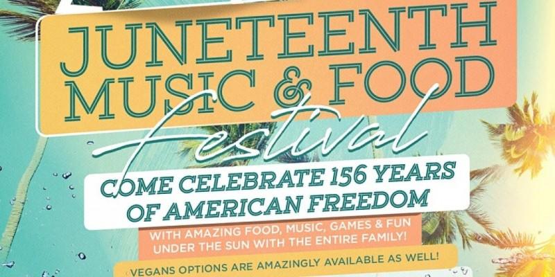 Hungry Black Man Juneteenth Food & Music Festival - Miami