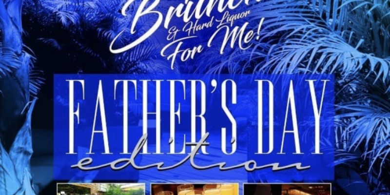 """""""It's Brunch For Me"""" Father's Day Edition"""