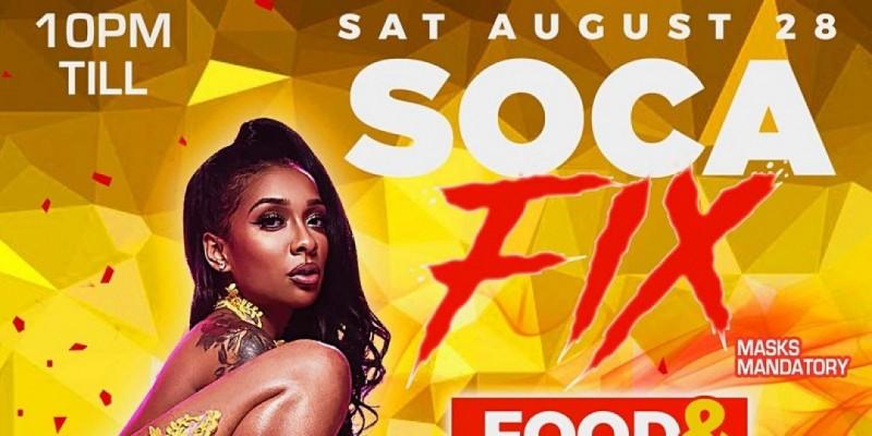 Soca Fix - Miami