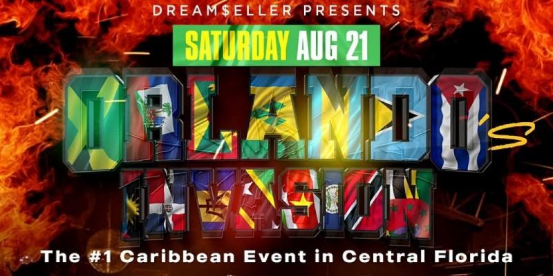 The #1 Caribbean Event In Central Florida - Orlando's Invasion