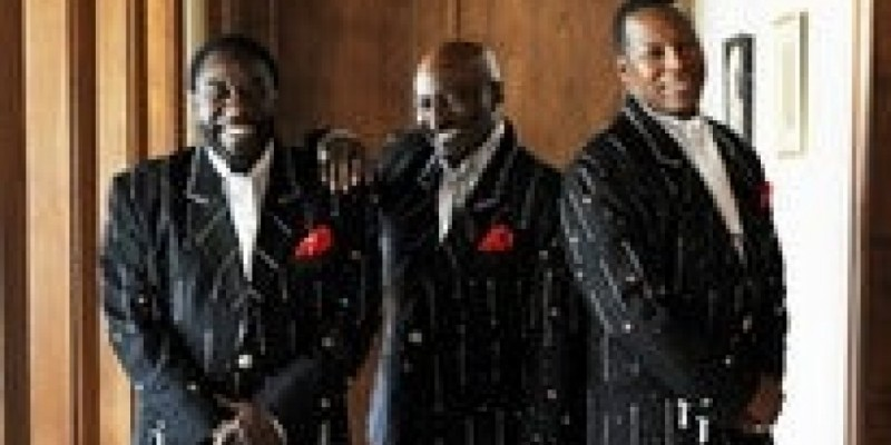 The O'Jays Performing Live in Houston