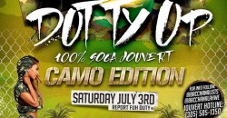 100% Soca Jouvert - Miami 4th of July Weekend