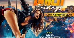 Fridays Afterwork @ club cache