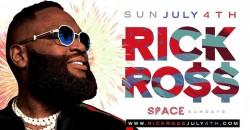 RICK ROSS LIVE IN CONCERT - Houston