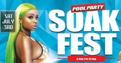 Soak Fest Pool Party - 4th Of July Weekend - Miami