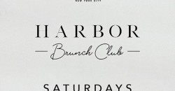 The Brunch Club At Harbor Rooftop  New York city