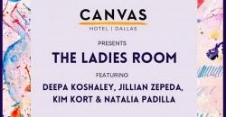 """The Ladies Room"" Art Exhibition- Dallas"