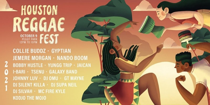 2021 Houston Reggae Fest