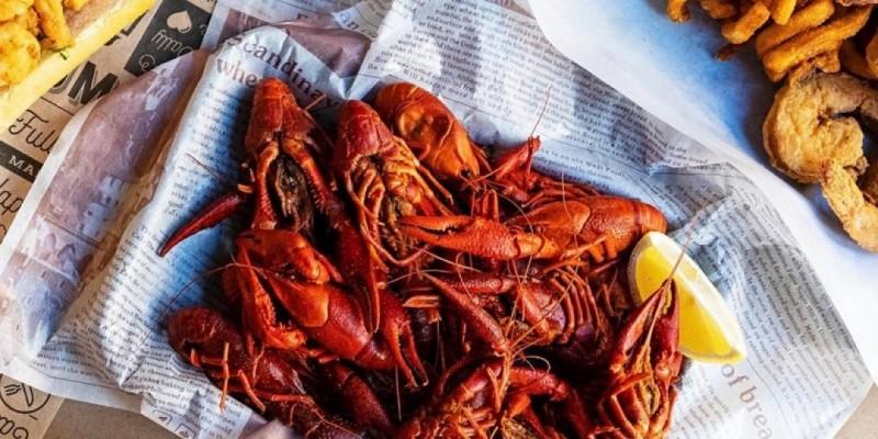 All You Can Eat Seafood Jam - Philadelphia