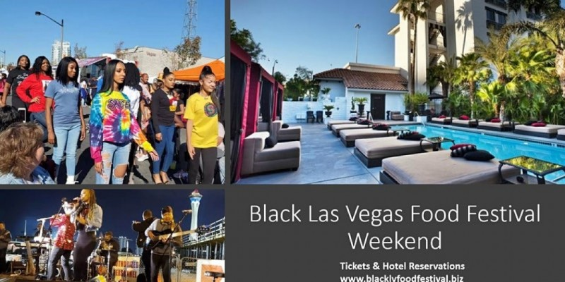 Black Las Vegas Food Festival & Block Party