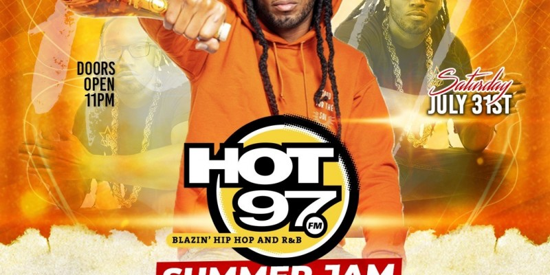 Hot 97 Summer Jam Ticket Giveaway LifeStyle saturdays At Jimmys nyc