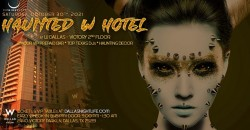 Haunted W Dallas Halloween Party - Exclusive Costume Ball