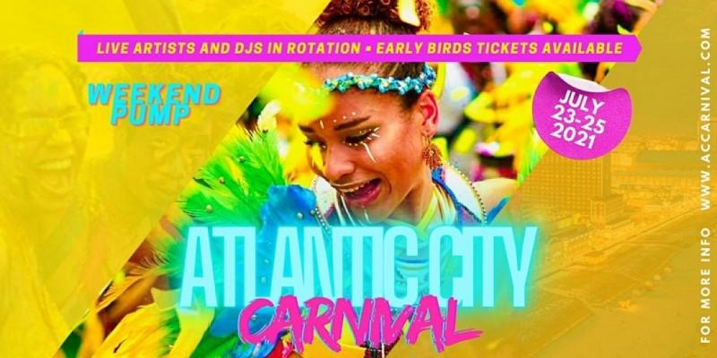 Atlantic City Caribbean Carnival