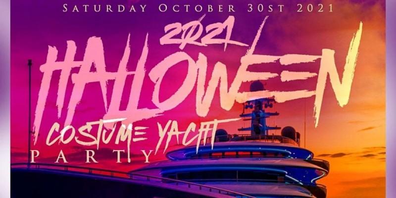 Halloween Costume Yacht Party - Philadelphia