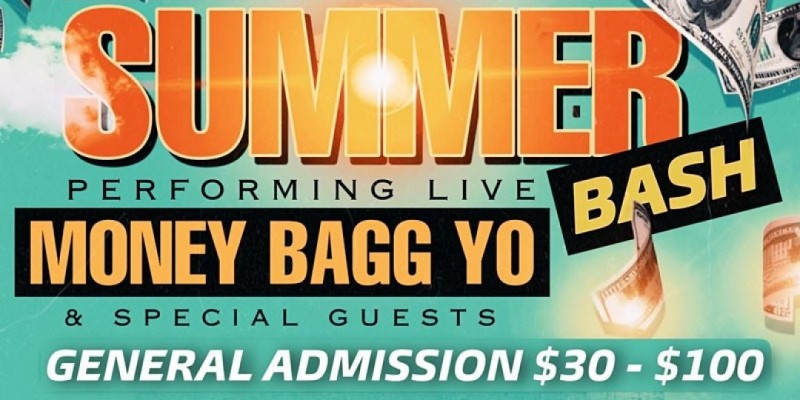 Money Bagg Yo Performing Live in Crownsville, Maryland