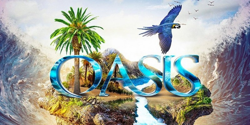 """Oasis """"A Beach Cooler Experience"""" - NYC"""