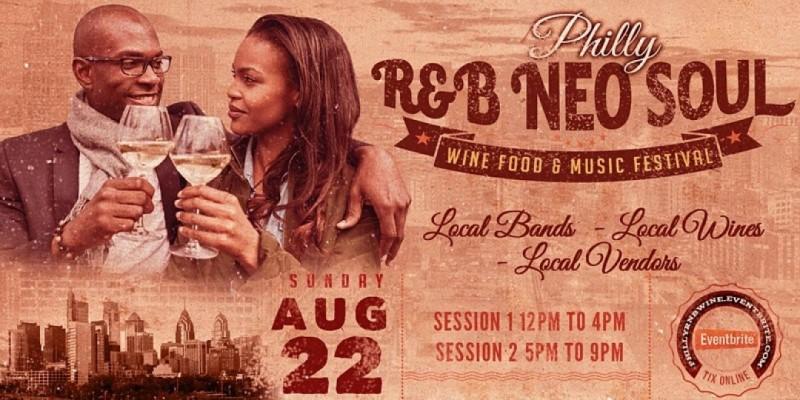 Philadelphia R&B Wine Food & Music Festival