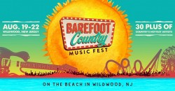 2021 Barefoot Country Music Fest - Wildwood, New Jersey