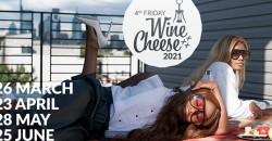 "4th Friday Wine & Cheese ""Year Sixteen - Philadelphia"