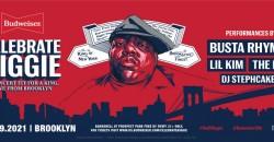 Budweiser presents Celebrate Biggie: Performances by Busta Rhymes, Lil Kim, The Lox & DJ Stephcakes - Brooklyn