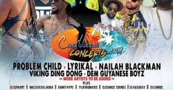 CARIBBEAN POOL PARTY PERFORMANCES  by PROBLEM CHILD, LYRIKAL and More PHILLY , NY, & NJ