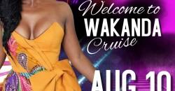 INKwell Tuesday Afterwork Yacht Club Wakanda Foreva Cruise