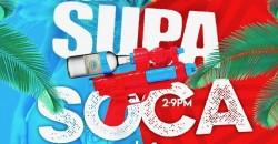 SUPA SOCA - LABOR DAY POOL & DAY PARTY HOUSTON