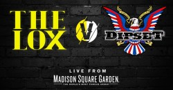 The Lox and DIpset at Madison Square Garden NYC