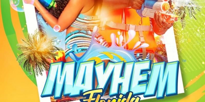 "Labor Day Weekend MAYHEM ""SOAKA PLAYGROUND"" South Florida"